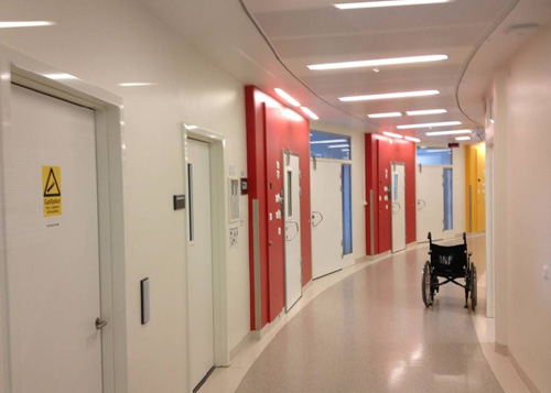 Emergency and Infectious Diseases Unit, Skane University Hospital (SUS) in Malmö
